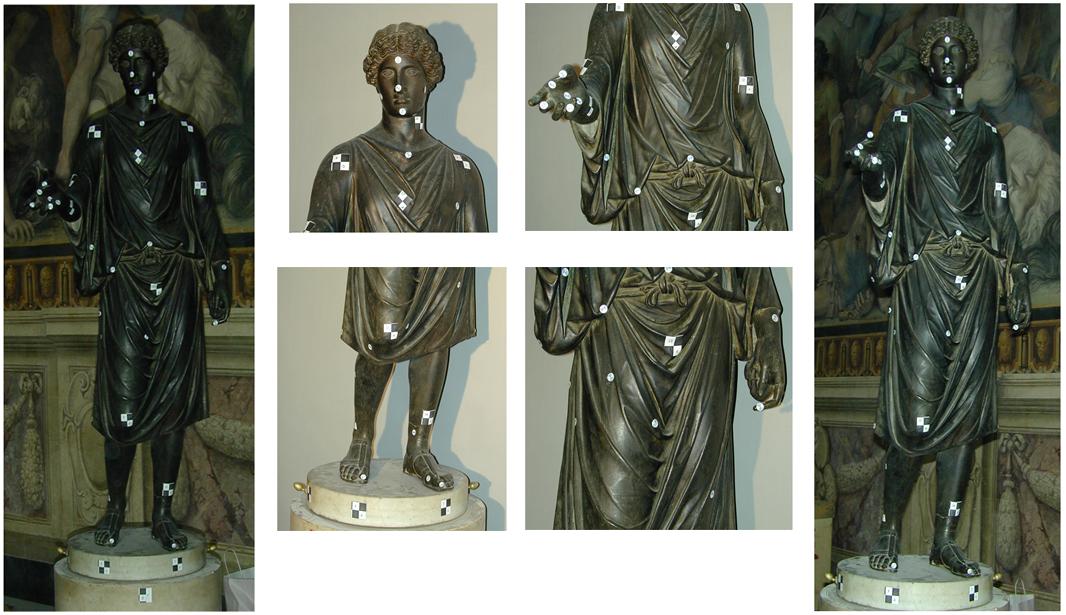 Statua di Camillo – Musei Capitolini