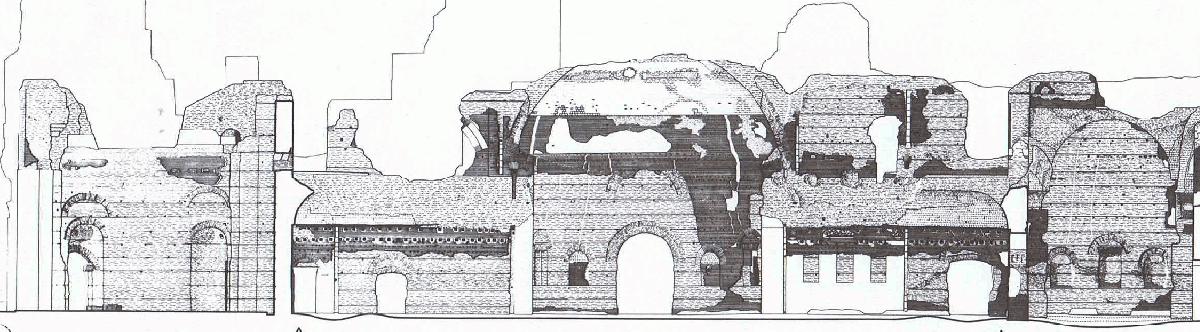 ROMA - TERME DI CARACALLA