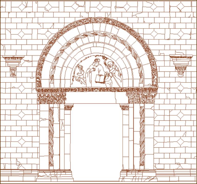 Basilica di Collemaggio – Porta Santa