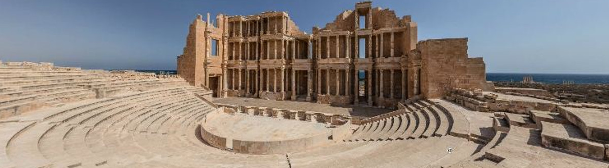 SABRATHA - LIBIA